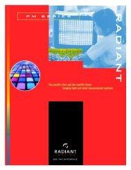 ProMetric Brochure - Pro-Lite Technology