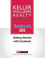 Facebook 101 - Keller Williams Realty