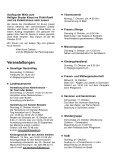 Pfarrblatt Schmitten - Pfarrei Schmitten - Page 7
