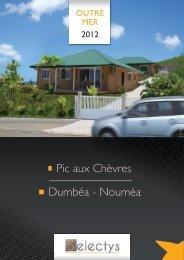 Pic aux Chèvres Dumbéa - Nouméa - EGI Patrimoine