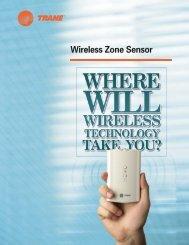 Wireless Zone Sensor