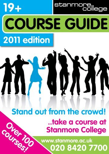 adult guide for january 2011:Layout 1.qxd - Stanmore College