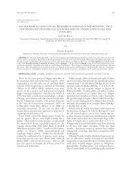 (hesperiidae: pyrginae) is not monotypic - Yale University