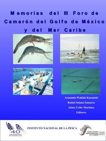 Tercer foro de camarón del Golfo de México y Mar Caribe - Inapesca
