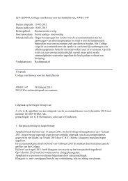 BZ4369, College van Beroep voor het bedrijfsleven, AWB 11/47