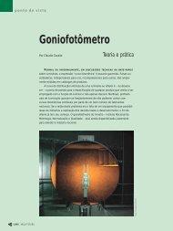 Goniofotômetro - Lume Arquitetura