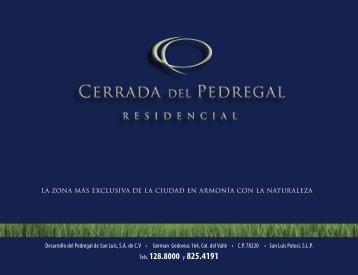 Tels.128.8000 y 825.4191 - Canacintra San Luis Potosí