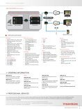 VIBE TRANSCODER - Thomson Video Networks - Page 2