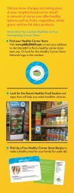 Your Corner Store. Healthier. - Food Fit Philly - Page 2