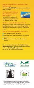 Your Corner Store. Healthier. - Food Fit Philly - Page 4