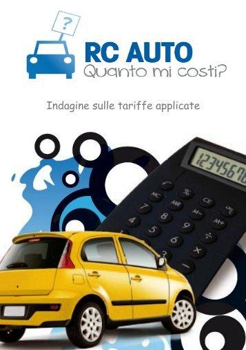 REPORT TARIFFE RCA_Cittadinanzattiva.pdf - Adiconsum