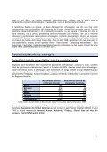 Planul Regional de Actiune pentru Turism Nord-Est 2008-2013 - Page 7
