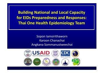 One Health _PMAC27012013_Final