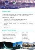 Conference Call for Papers - IWA - Page 3
