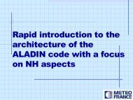 Code architecture and NH