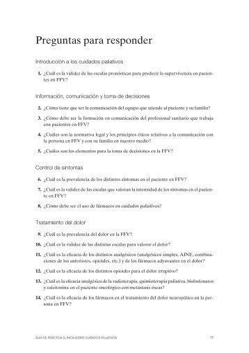 Preguntas para responder