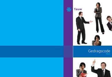 Gedragscode - Tauw