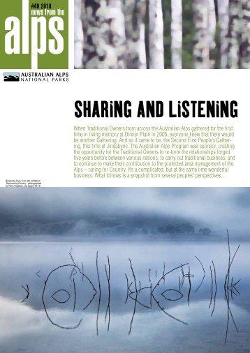 Download Newsletter number 40 ( PDF - 980 KB ) - Australian Alps ...
