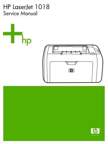 hp laserjet 1010 1012 1015 1020 service manual enww rh yumpu com HP LaserJet 4 Plus Printer HP LaserJet Toner