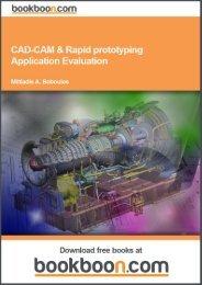CAD-CAM & Rapid prototyping Application Evaluation