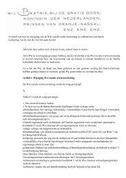 Voorstel van wet tot wijziging van de Wet sociale werkvoorziening in ...