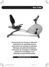 Mod. H-850 - Alles voor de fiets