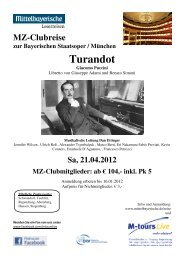 04 21 Reiseprogramm Oper Turandot