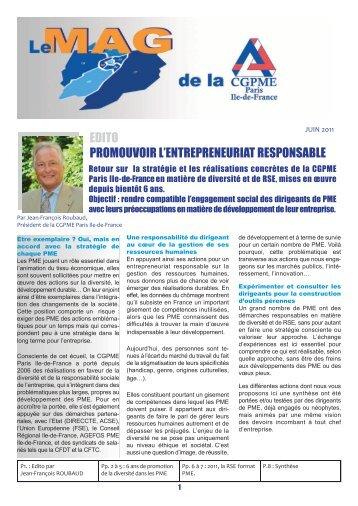 Mise en page 1 - CGPME Paris Ile de France