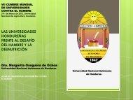 UNAH - Honduras - Universidad Nacional de Agricultura