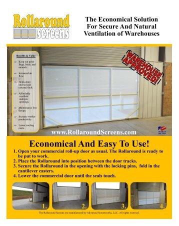 Economical And Easy To Use! - Joe Wilde Company Inc.