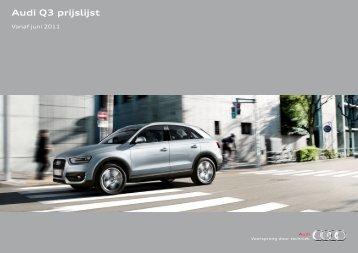 Audi Q3 prijs-en productinfo per 010611.pdf - Fleetwise