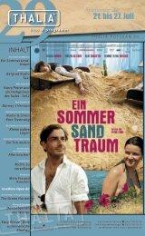 21. bis 27. Juli - Thalia Kino
