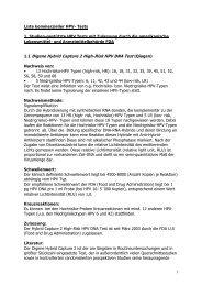 1.1 Digene Hybrid Capture 2 High-Risk HPV DNA Test ... - Zervita