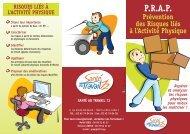 ST 72 PRAP.qxd:ST 72 PRAP (3 vol) - Santé au travail 72