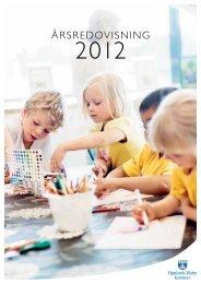 Årsredovisning 2012 - Upplands Väsby kommun