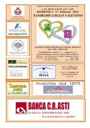2013-02-17 Asti - San Valentino
