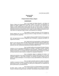 Lima, 28 de mayo de 2003 Resolución S.B.S. Nº 808 ... - Felaban