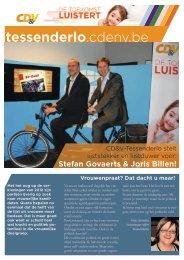 tessenderlo.cdenv.be - Limburg - CD&V