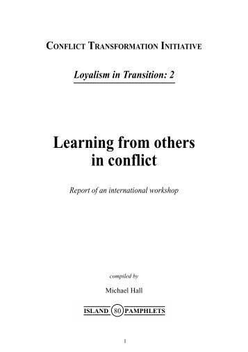 Learning from others in conflict - CAIN