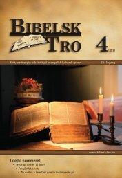 bibelsk tro 4 - Lyd-i-Natten.dk