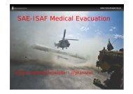 SAE-ISAF Medical Evacuation - nakos