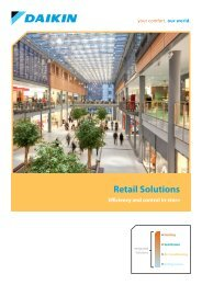 Retail Solutions Efficiency and control in-store - Ecobuild