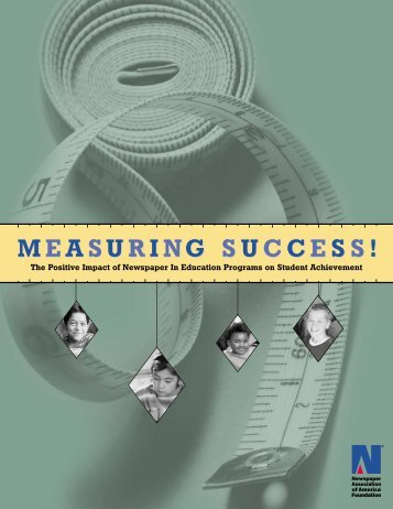 Measuring Success - American Press Institute