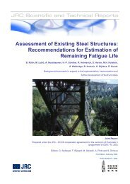 Assessment of Existing Steel Structures: Recommendations for ...