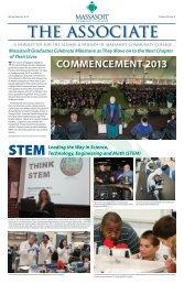 Spring/Summer 2013 Newsletter - Massasoit Community College