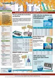 VWR Collection maatbekers van polypropyleen voor ... - Vwr-cmd.com