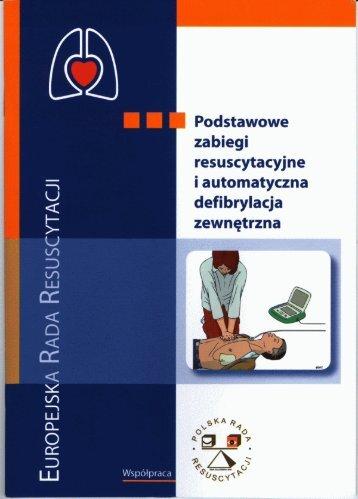 Podstawowe zabiegi resuscytacyjne i automatyczna defibrylacja ...