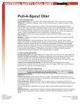 Pull-A-Spout Oiler - media - DiversiTech - Page 2