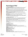 Pull-A-Spout Oiler - media - DiversiTech - Page 5