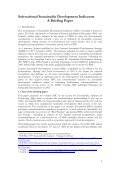 Sub-national Sustainable Development Indicators A Briefing Paper ... - Page 3
